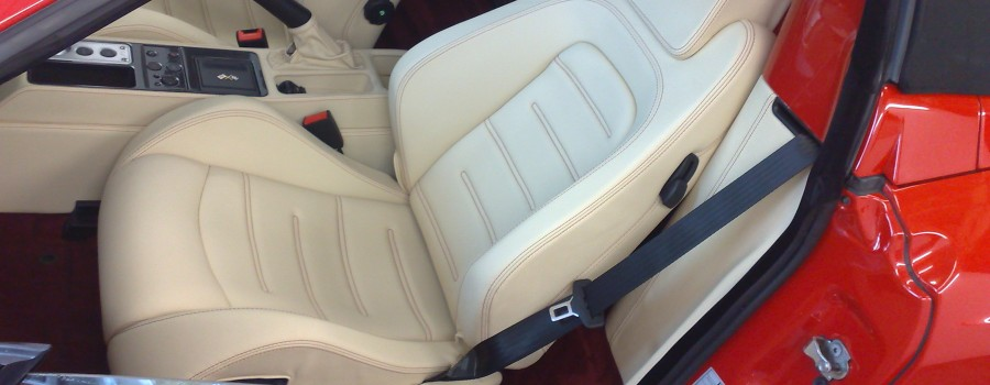 If your car seat is damaged and needs repairing why not let us take look...